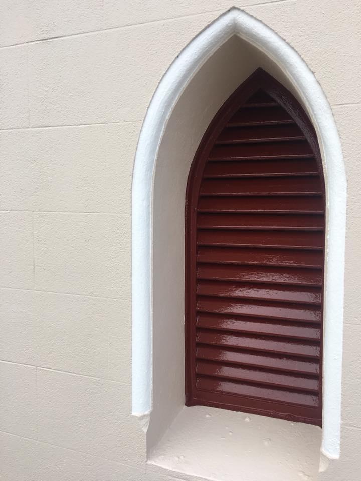 arch shutter